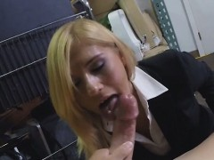 MILF Sucks Cock And Gets Banged By Hung Guy